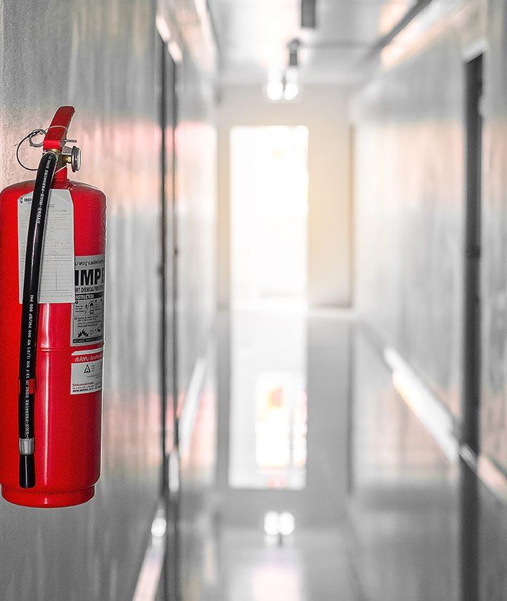 Povieme vám, koľko hasiacich prístrojov potrebujete - hasenie.sk